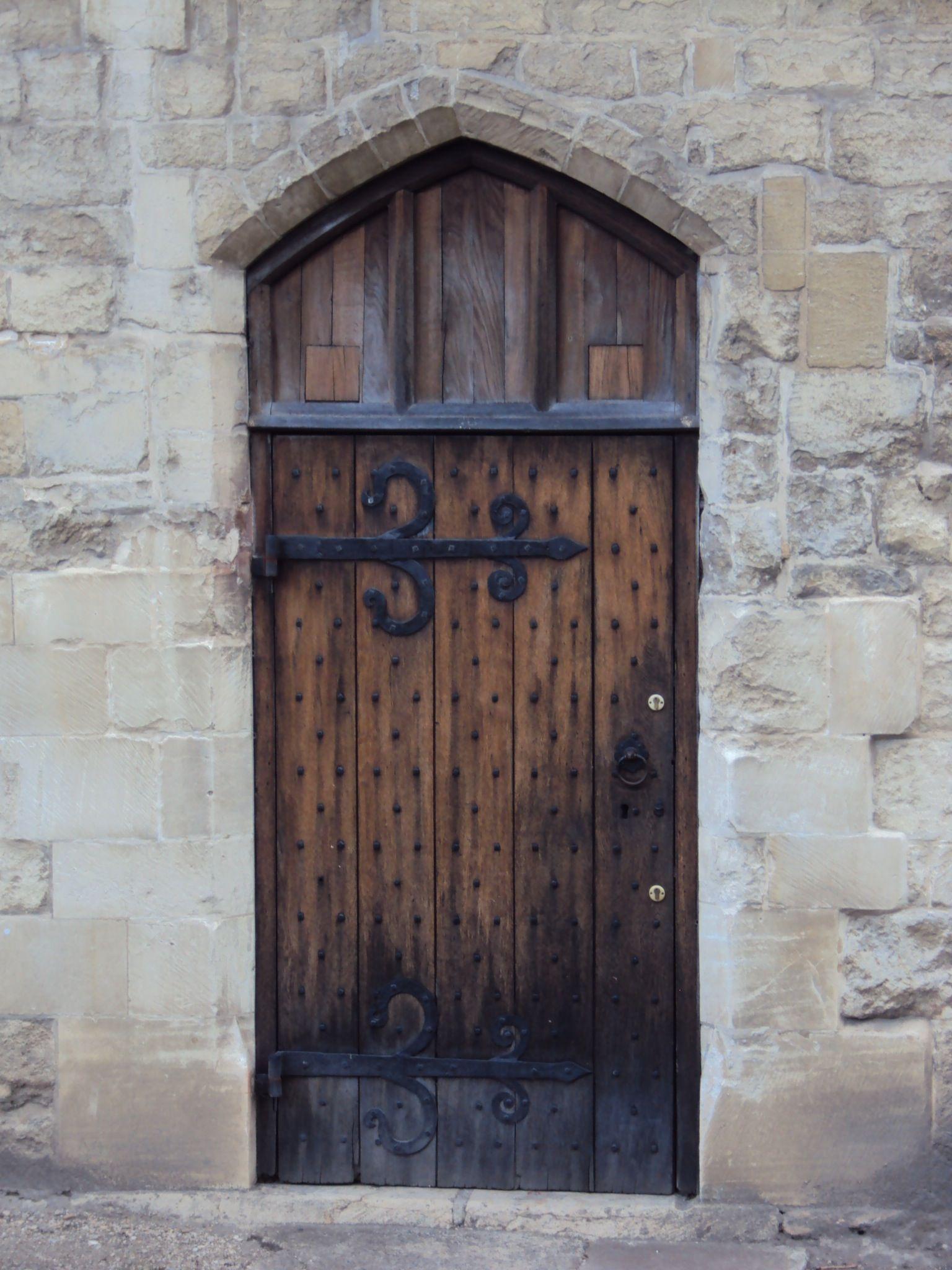 Gloucester Cathedral - door