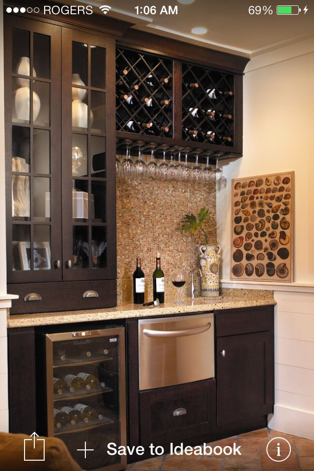 Home Wine Bar, Bars For Home, Home