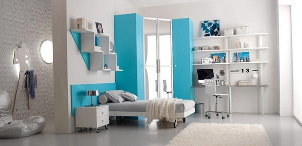 How to decorate the room of a teenager without losing your mind - Teen Room Decorating Ideas