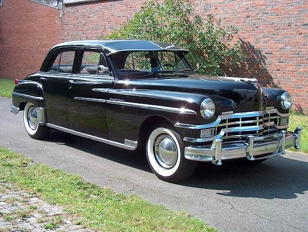 1949 Chrysler Bing Images With Images Chrysler New Yorker