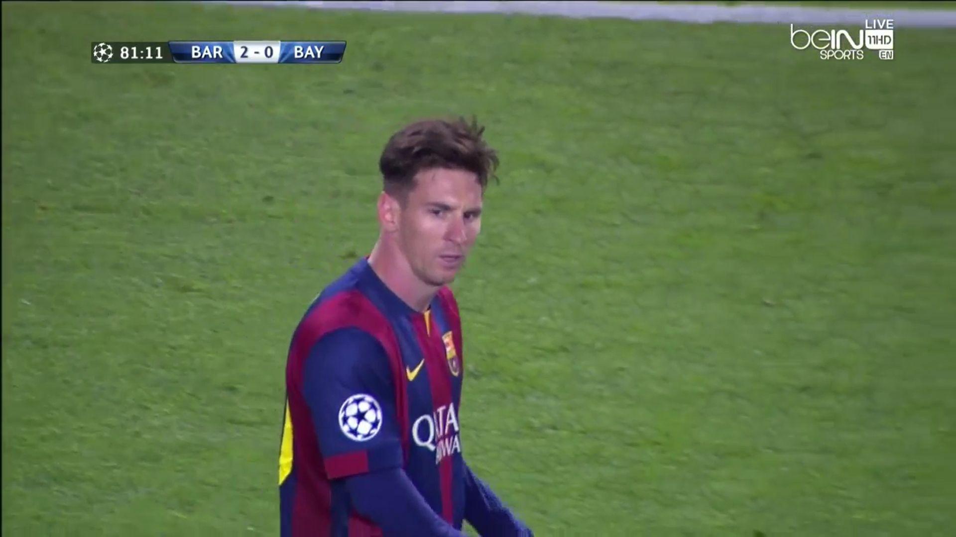 Lionel Messi V Bayern Munich 5 06 15 Lionel Messi Bayern Munich Bayern