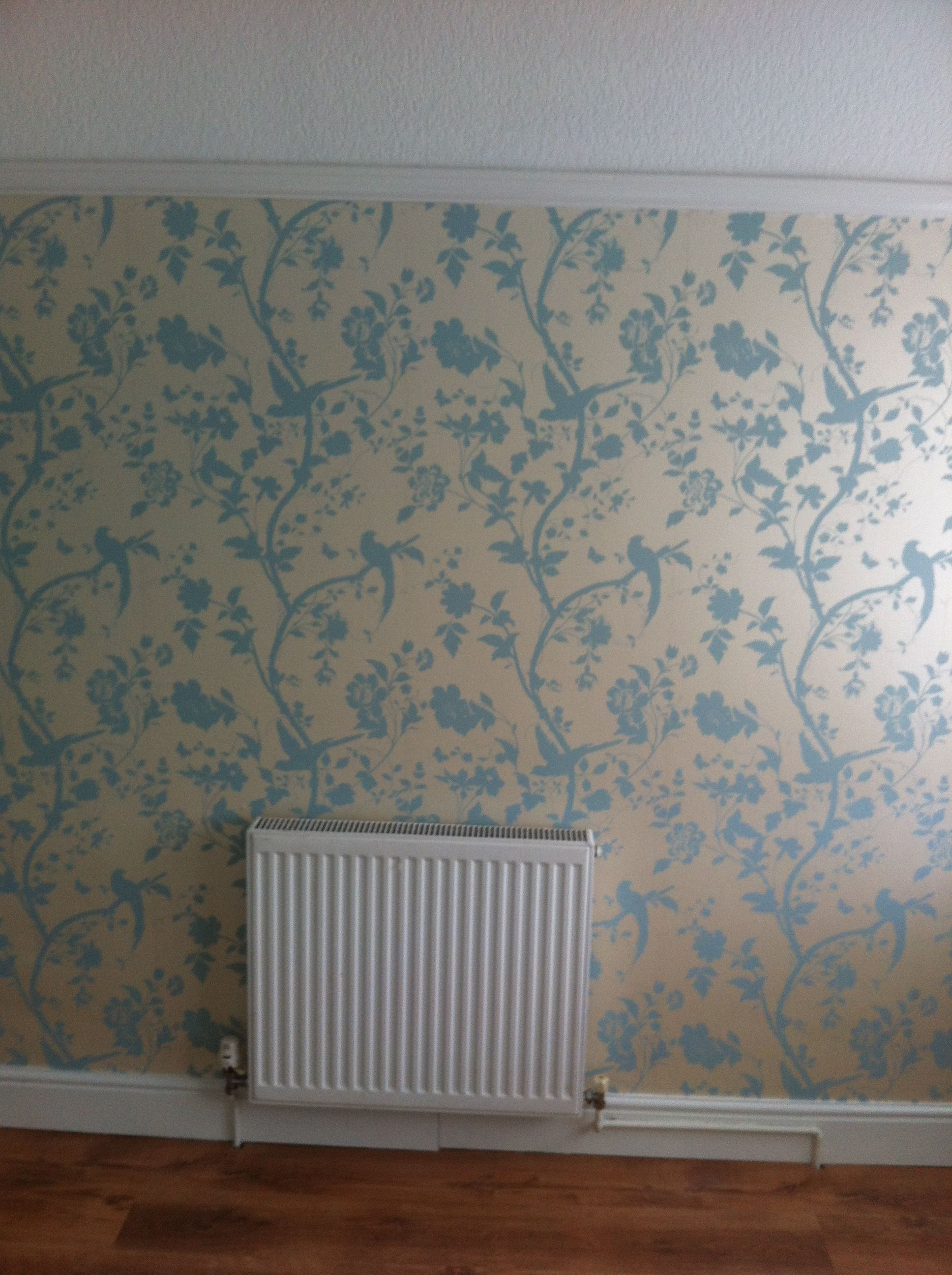 laura ashley wallpaper how i would like to live. Black Bedroom Furniture Sets. Home Design Ideas