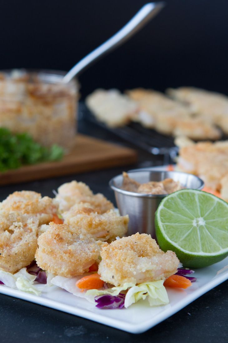 How to Cook Frozen Breaded Shrimp in an Air Fryer   Recipe ...   Breaded Shrimp Dinner Ideas