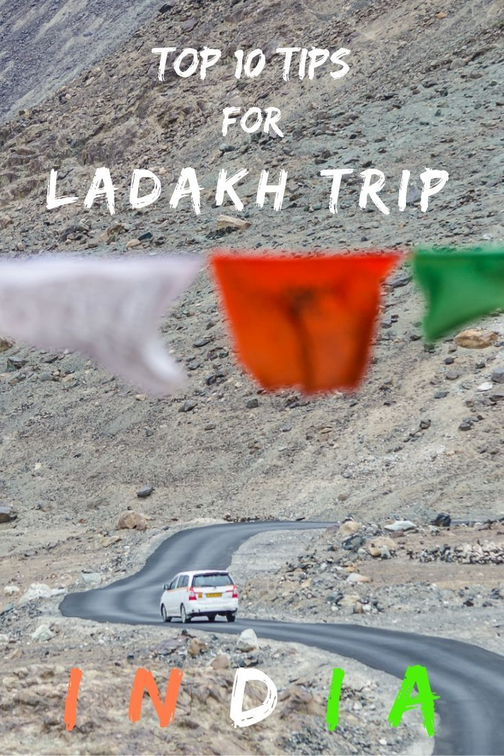 Top 10 tips for Ladakh Trip India