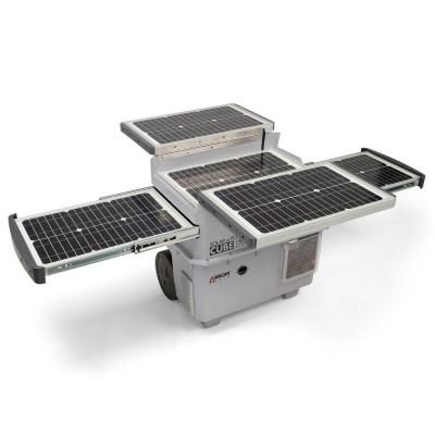 Wagan Tech 100 Amp Solar Epower Cube With 1500 Watt Ac