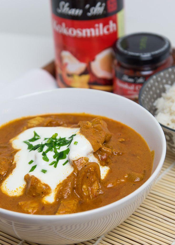 Chicken Tikka Masala – schnell und einfach – Lykke Life