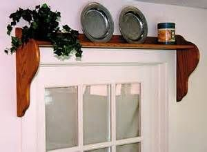 Wooden Shelves Over Windows Bing Images Windows With