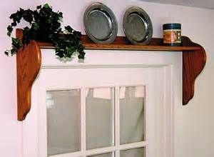 Wooden Shelves Over Windows Bing