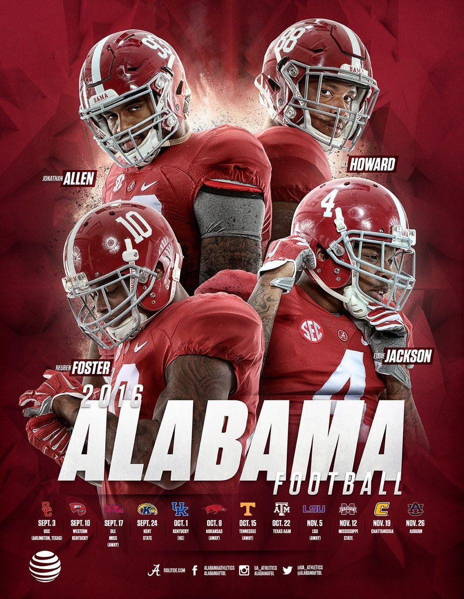 Crimson Tide Fb On Twitter Alabama Football Alabama Crimson Tide Football Alabama Crimson Tide