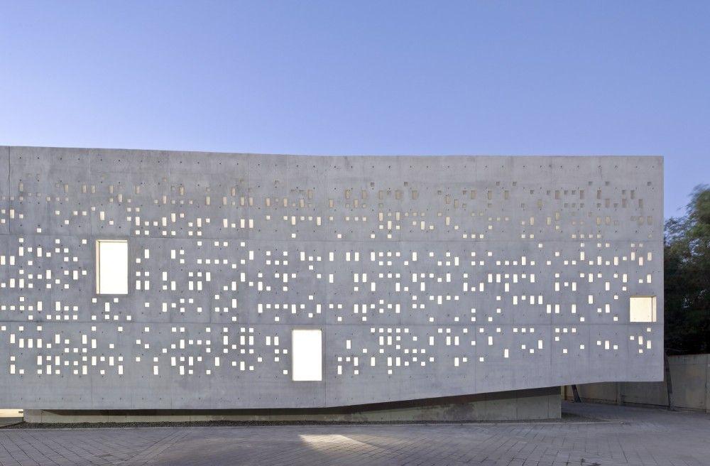 Gallery Of San Alberto Hurtado S Memorial Undurraga Deves