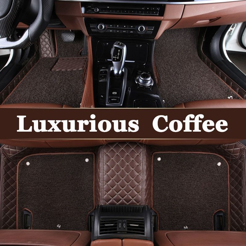 Custom Make Car Floor Mats For Land Rover Range Rover L405 Sport