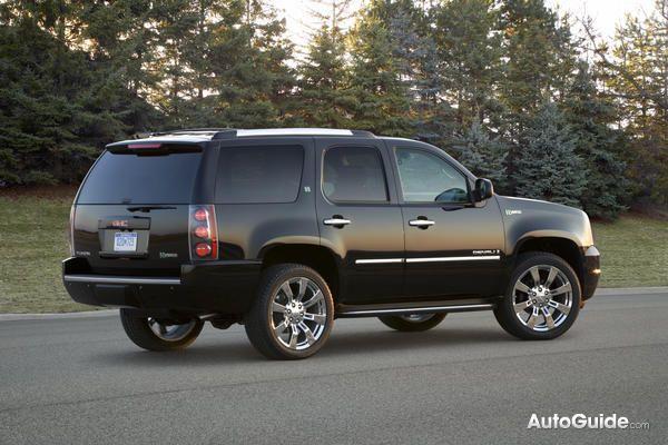 2010 Gmc Yukon Denali Hybrid 4wd Review Yukon Denali Gmc Yukon