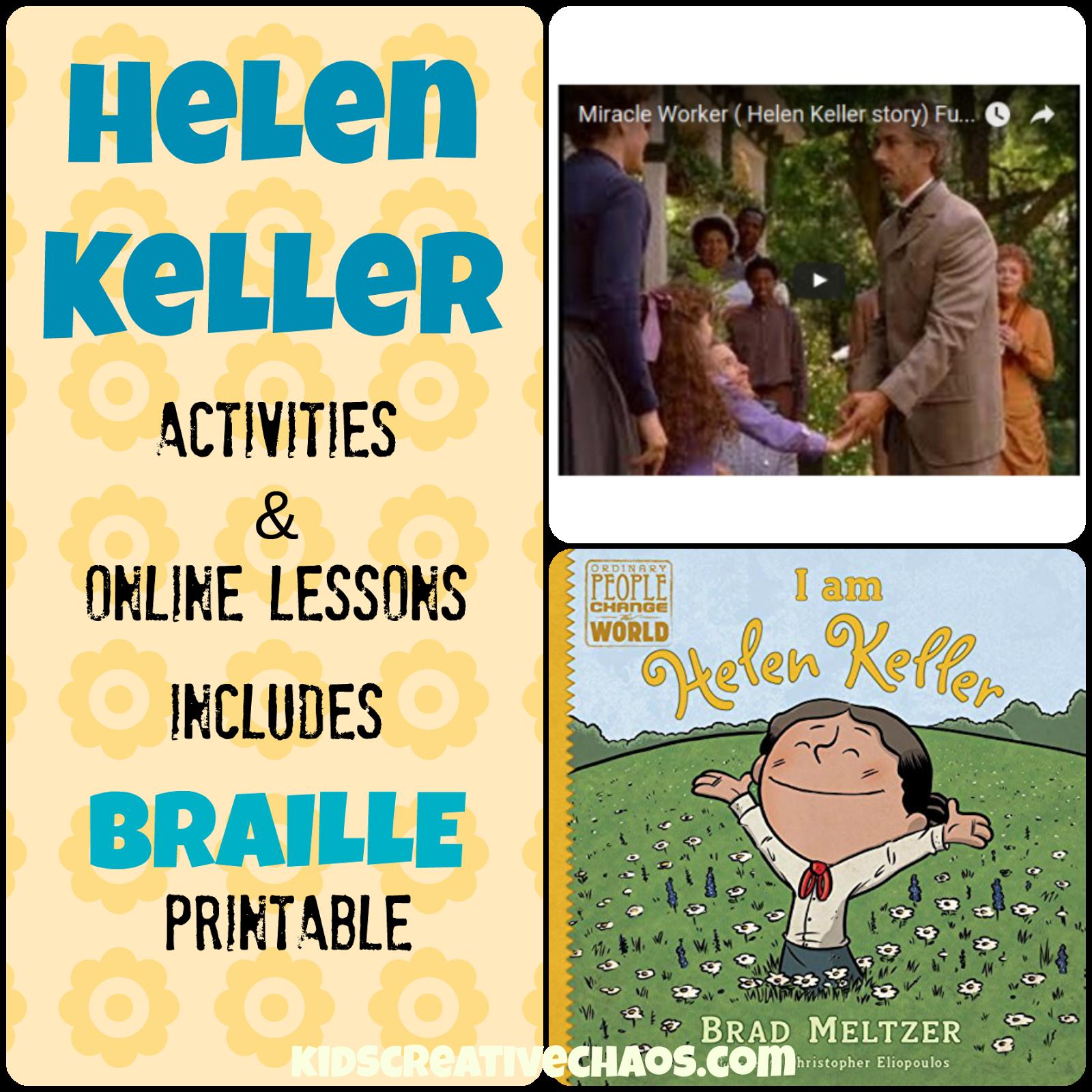 Preposition In Learn In Marathi All Complate: Helen Keller Lesson Plans Elementary Middle School