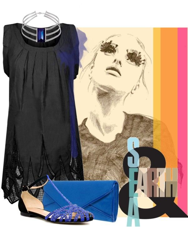 """""""Air"""" by snoozing-1624 ❤ liked on Polyvore"""