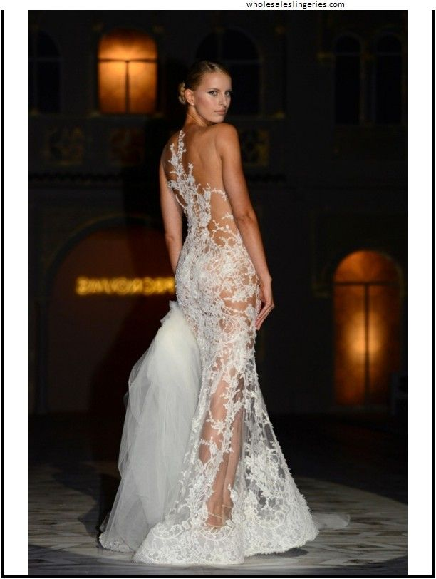 Pronovias 2015 la robe de mariée sexy portée par Karolina Kurkova ,  Assemblée Martinique Web