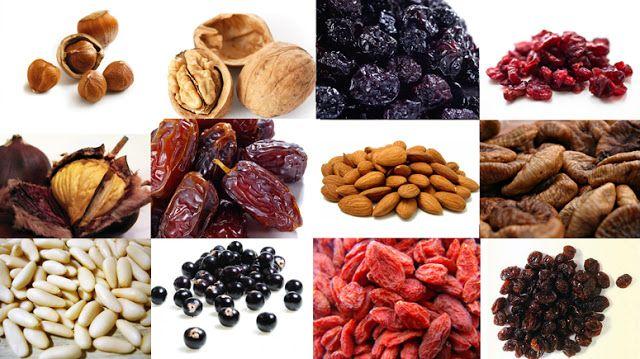 Semente: Alimentos e Ingredientes Base