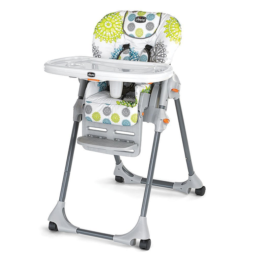 Chicco Polly Highchair Zest Chaise Haute Bebe Chaise Haute