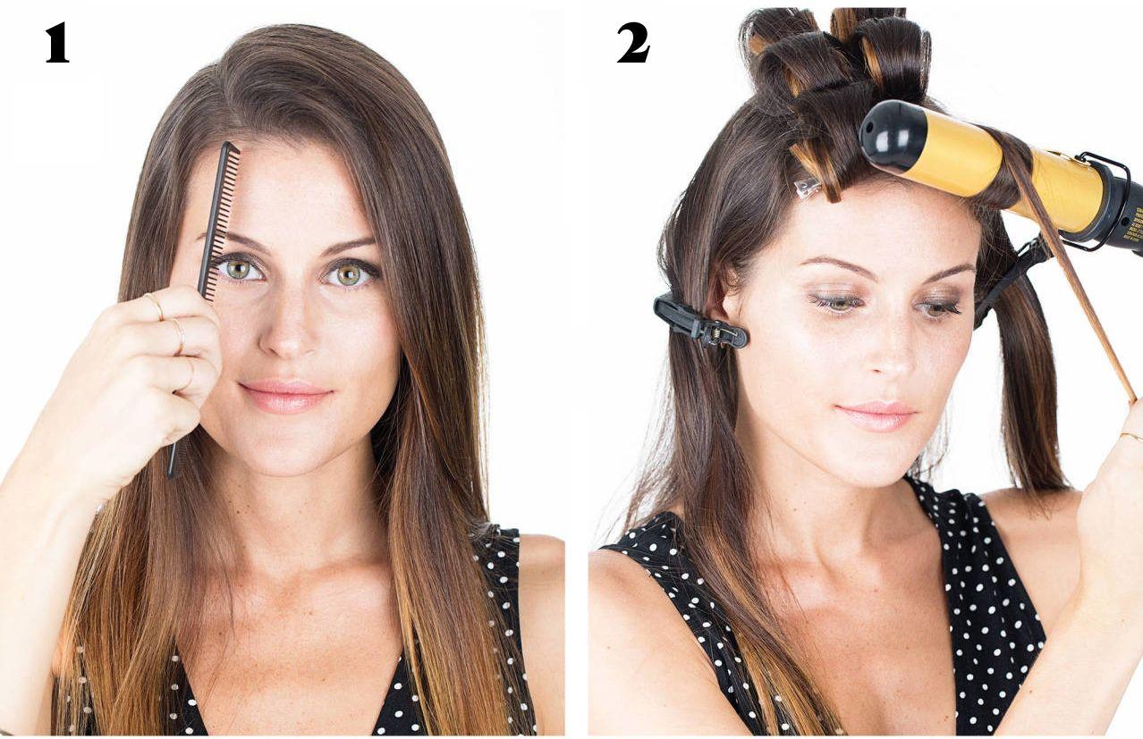 Aprenda de uma vez a fazer aquelas ondas (que parecem naturais) no cabelo
