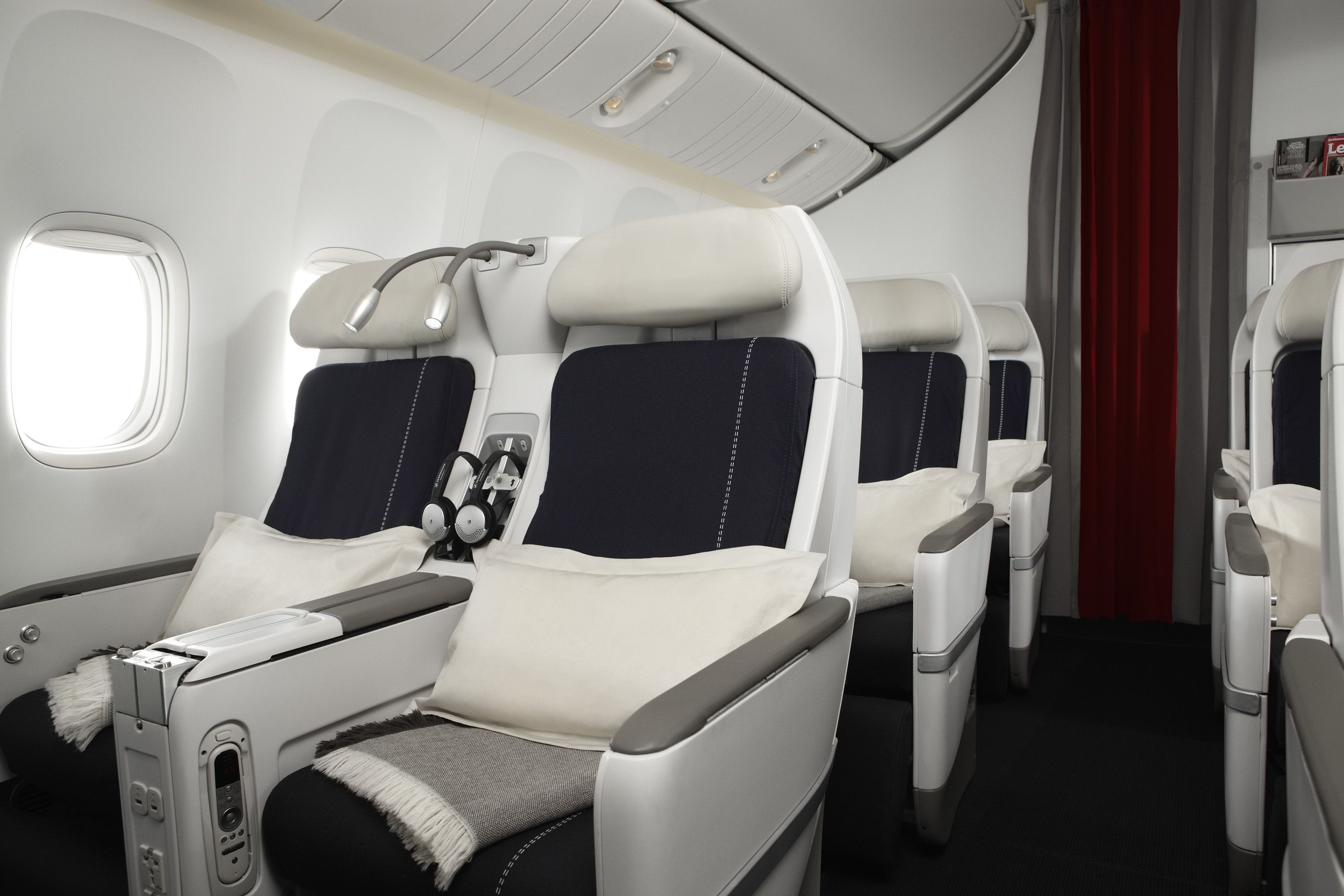 Air France continues investment in its Business Class