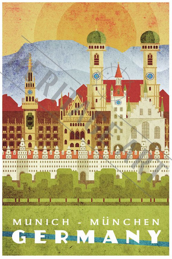 The Heritage Art collection by graphic illustrator, Missy Ames, comprises original artwork of beautiful places around the world in a vintage travel poster style. These limited edition prints are a wonderful way to visually emphasize your own time spent abroad, to accentuate where your ancestral roots are from, or to display destinations you long to see someday. Connecting Heart & Place is the goal of the artist, who currently lives as an American in Austria with her husband and two small…