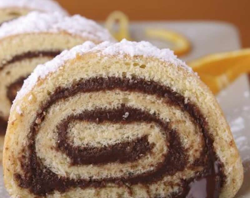 recette gateau roul au nutella avec thermomix recettes. Black Bedroom Furniture Sets. Home Design Ideas