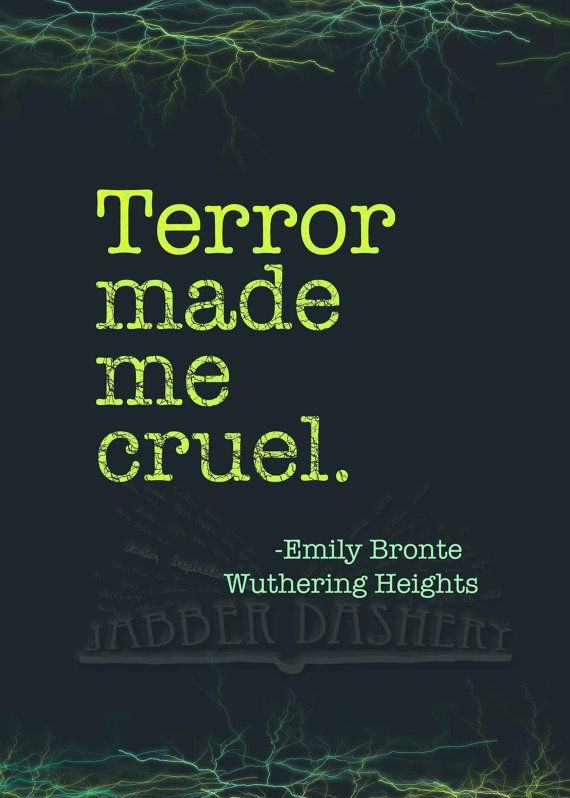a literary analysis of the wuthering heights by emily bronte A summary of themes in emily brontë's wuthering heights learn exactly   themes are the fundamental and often universal ideas explored in a literary work.