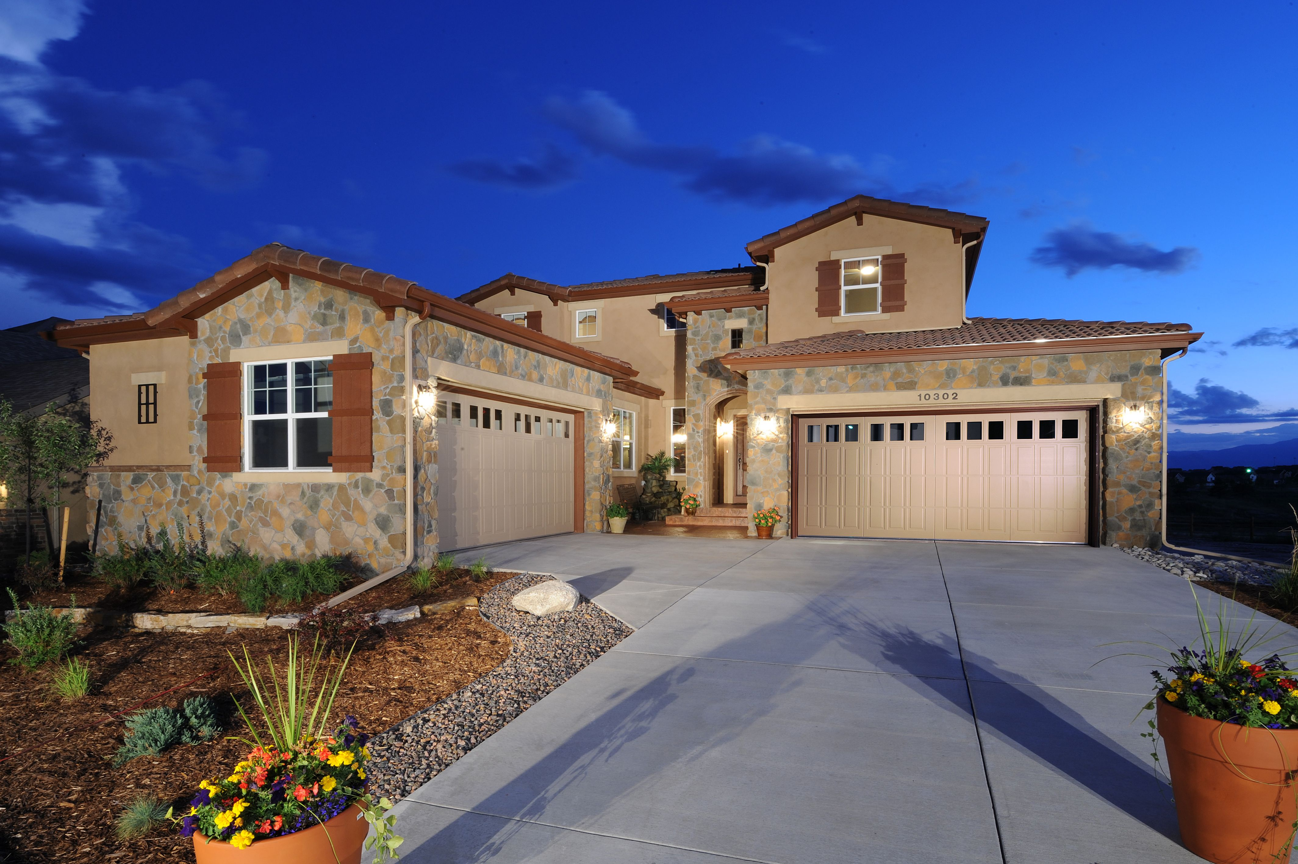 Campbell Homes Builds New In Colorado Springs Co