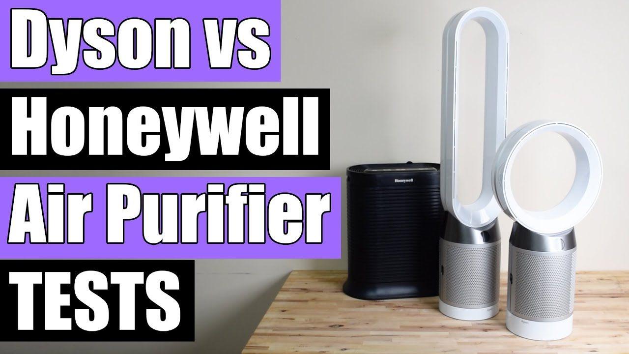 Dyson pure cool air purifier tp04 vs dp04 vs honeywell