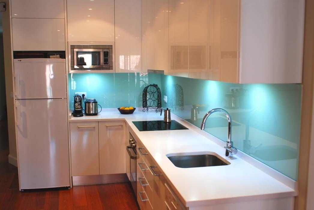 Cozinhas Moderno por Traber Obras