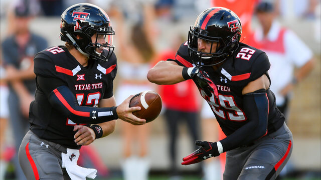 Texas Tech football vs. West Virginia Time, TV schedule