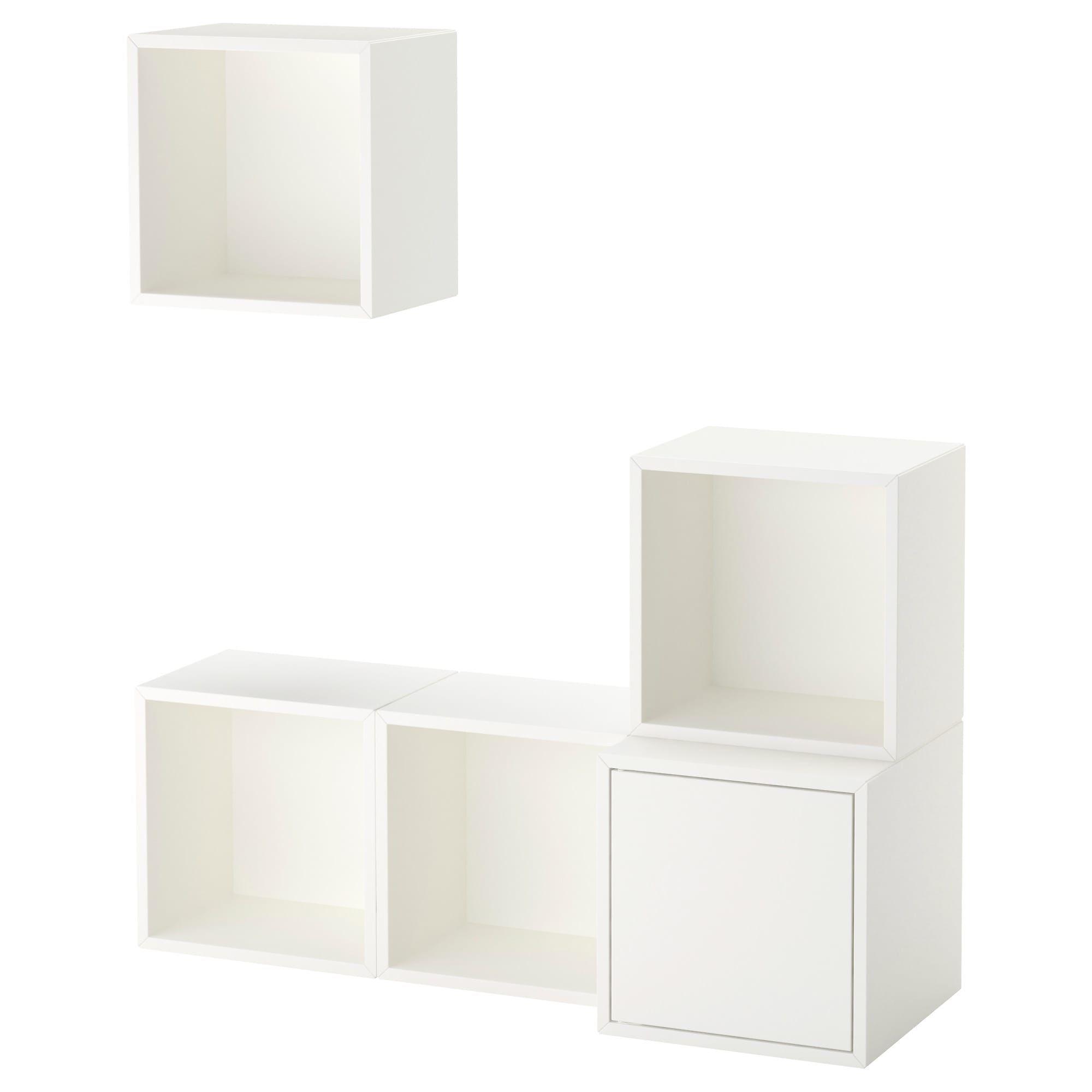 EKET Wallmounted combination white 41 3/8x13 3