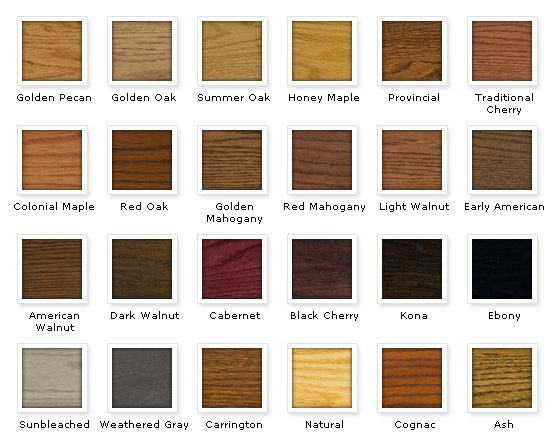 Awesome interior stain colors rust oleum wood also varathane stains color chart gungoz  eye rh