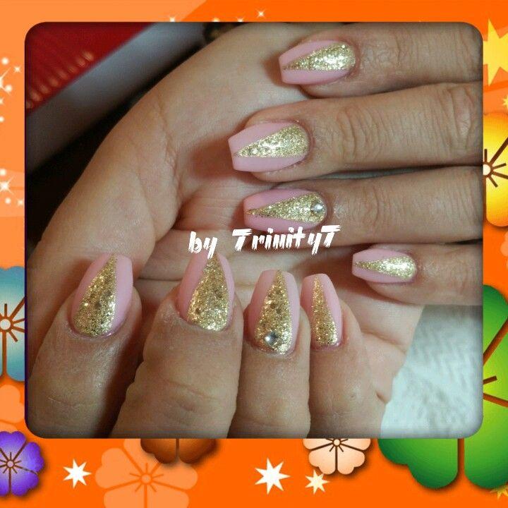 Gold Dream Nails Nail Spa Nails