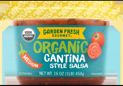 Organic Cantina Medium Garden Fresh Gourmet In 2019 Organic Vinegar Organic Garlic Stuffed Jalapeno Peppers