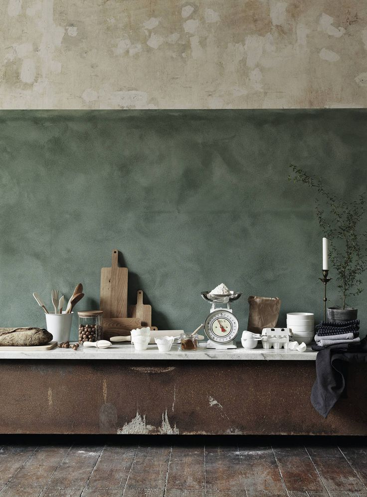 Pin By Vegetarian Ventures On Inspire Home Wall Painting Distressed Walls Interior Photography