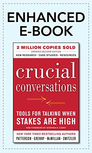 May1 kindle ebook daily deal crucial conversations tools for may1 kindle ebook daily deal crucial conversations tools for talking when fandeluxe Gallery