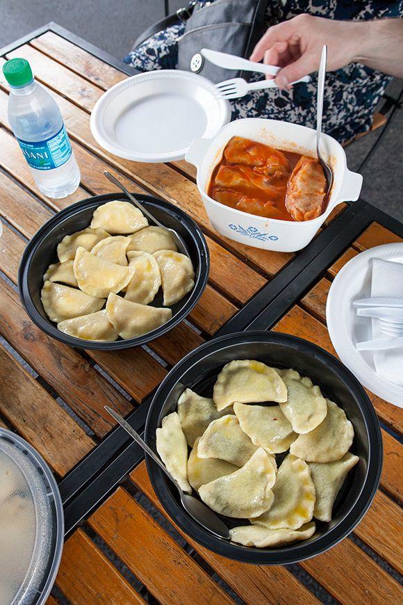 Americas Test Kitchen Pierogi