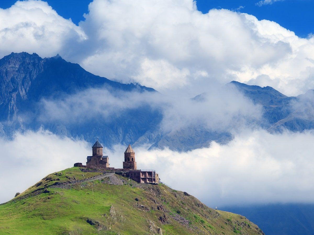 Hike the Caucasus in Georgia