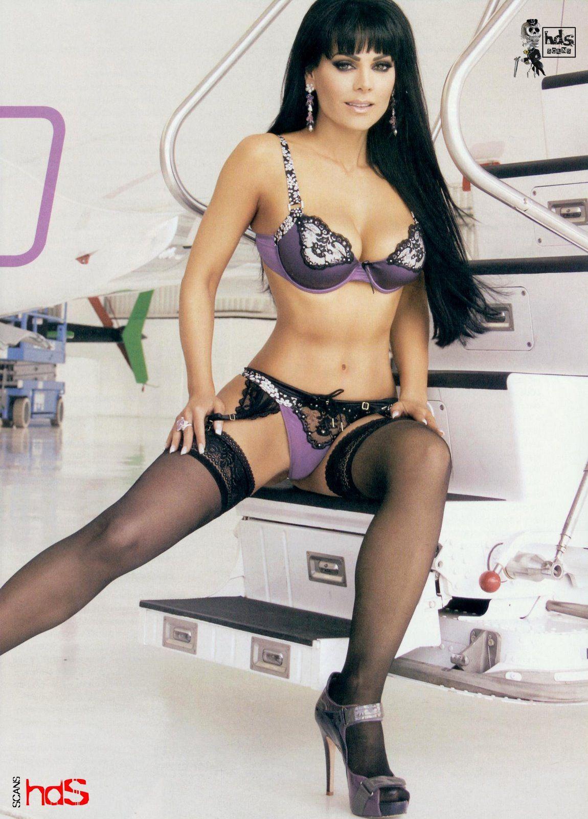 Helpful Maribel guardia sexy hot any