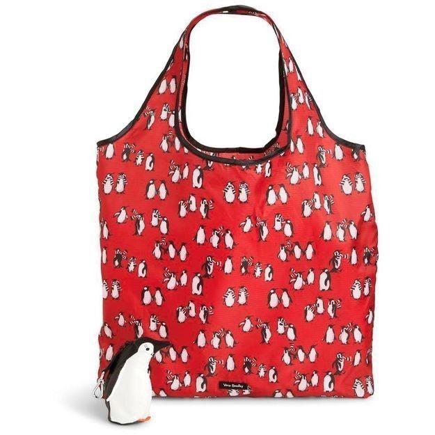 d0fb722afd41 Nwt vera bradley hallmark red penguins collapsible tote zip penguin pouch  jpg 625x625 Hallmark vera bradley