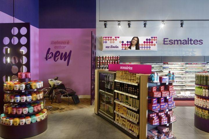 Me.Linda Branding and Retail Design by Design Novarejo, Campinas ...