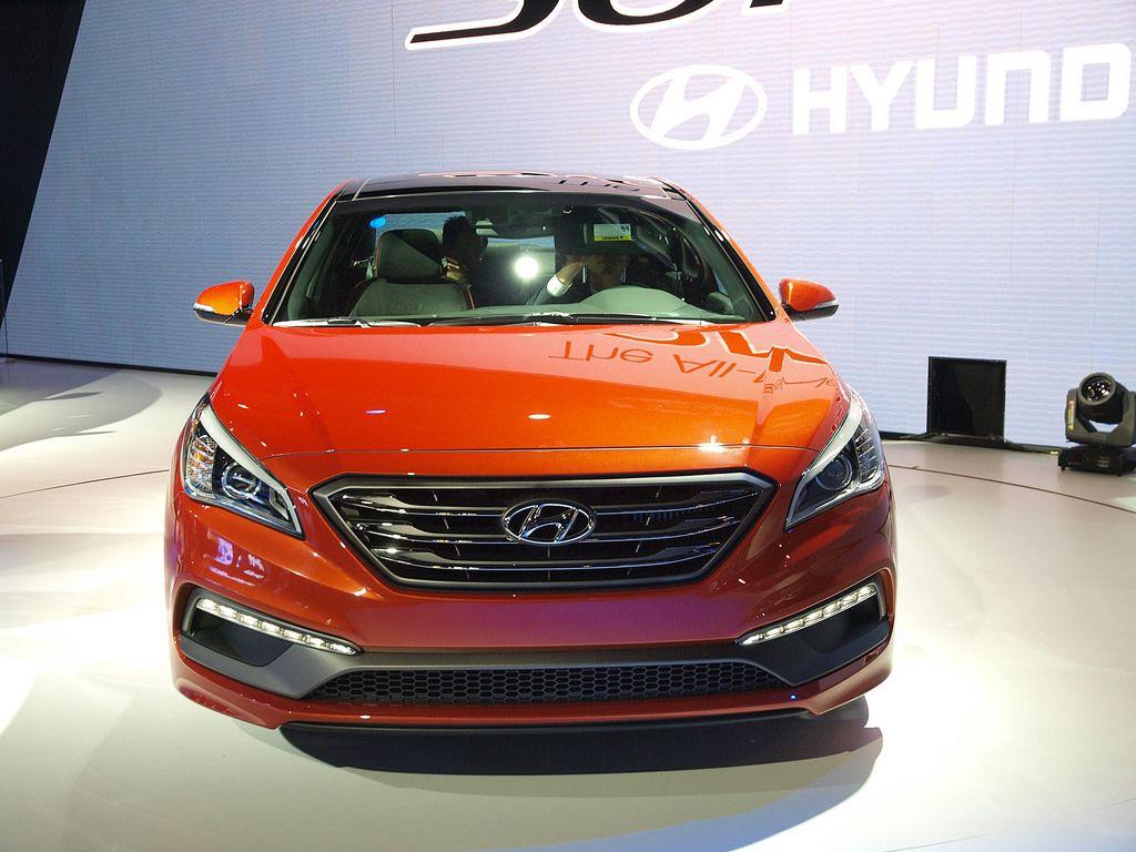Pin op Hyundai Sonata