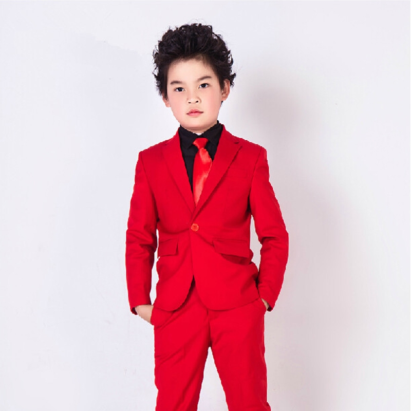 58.23$) Know more - 2017 fashion baby boys red casual blazers jacket ...