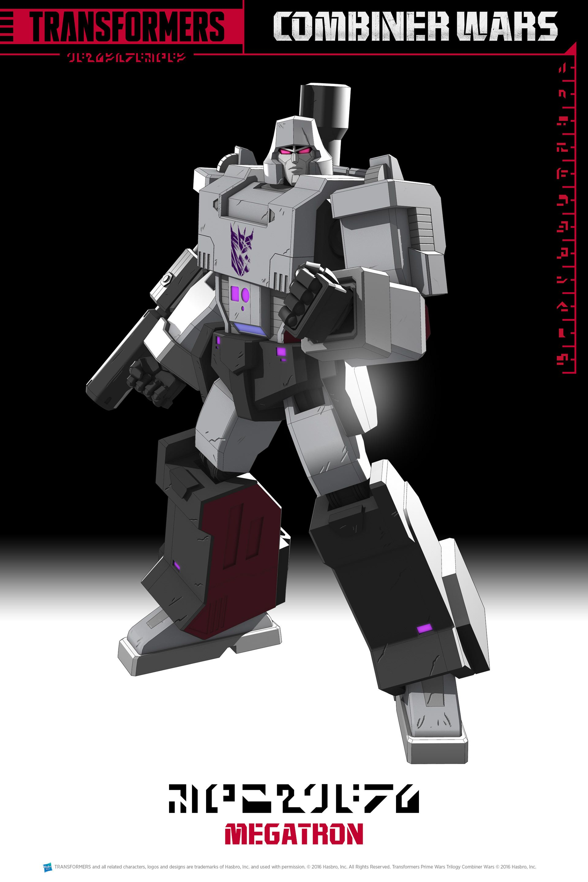 Christopher Antoin Transformers Combiner Wars 2016