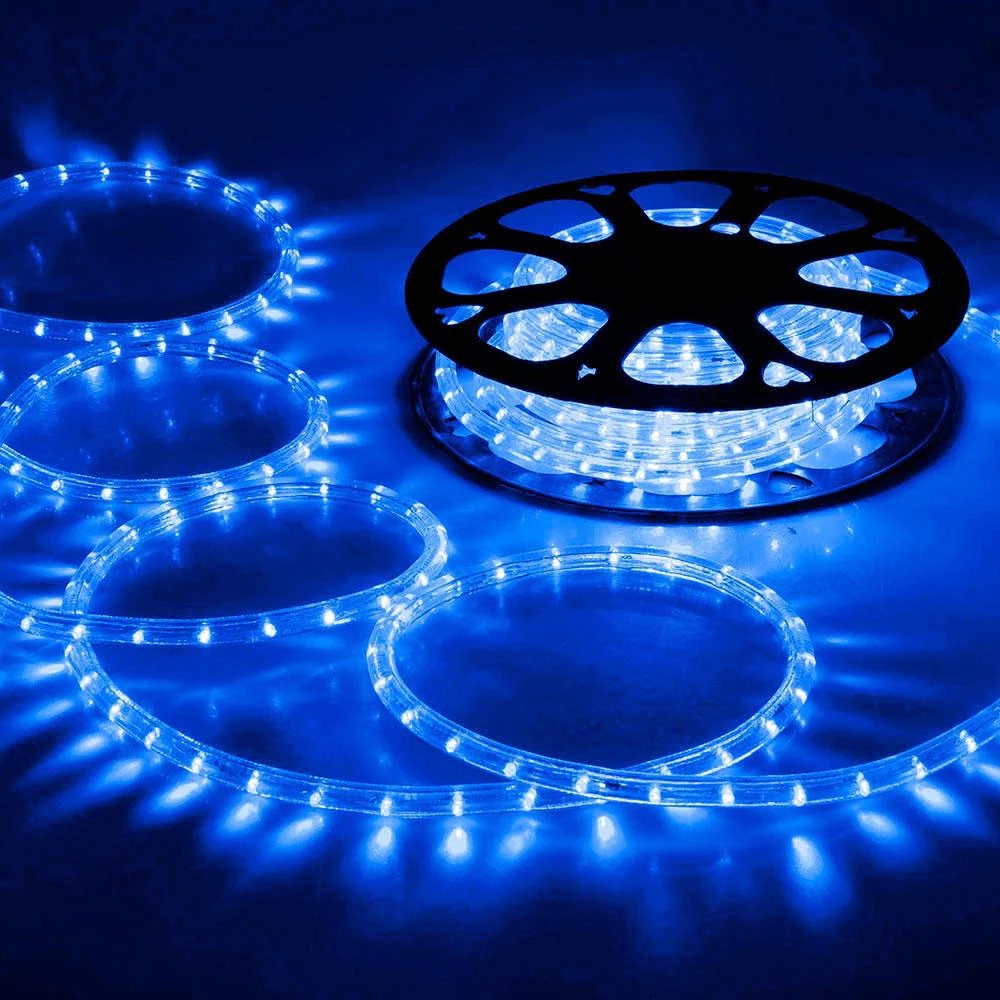 Delight 150 Led Rope Light Led Rope Lights Led Rope Rope Light