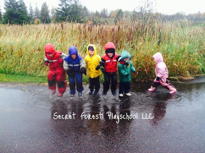 Children's Neoprene Rain/Snow Boots, Purple Daisies