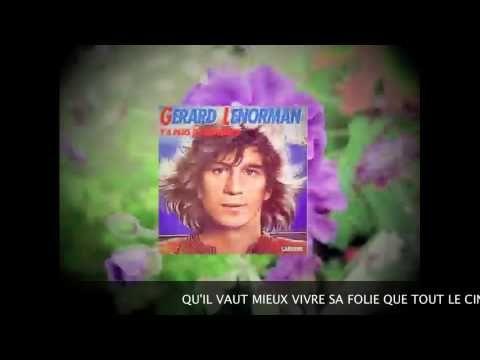 ▶ Gérard Lenorman - Y'a plus d'printemps (1979) - YouTube