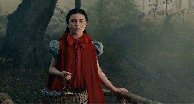 Which Into The Woods Character Would You Play Into The Woods