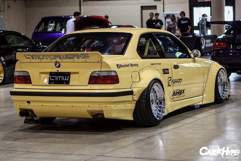 EAT SLEEP DRIVE  : radracerblog: Bmw E36 Rocket Bunny | BMW