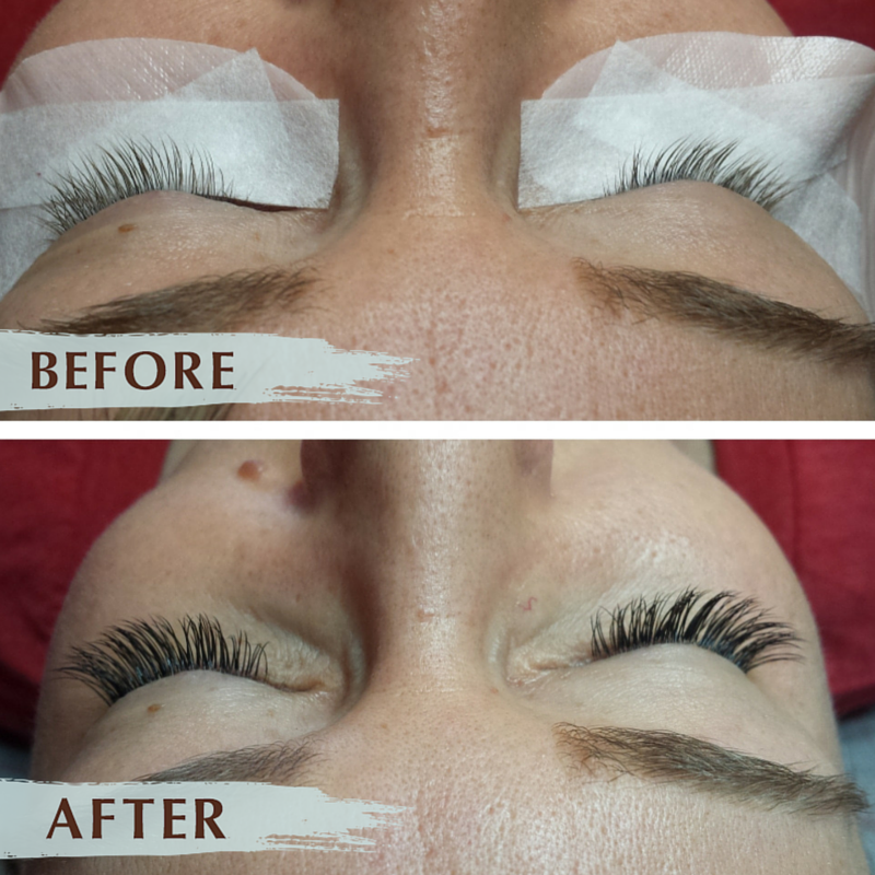 Minkys Lash Extensions Are A Great Way To Get The Thickness And